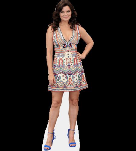 Heather Tom (Short Dress)