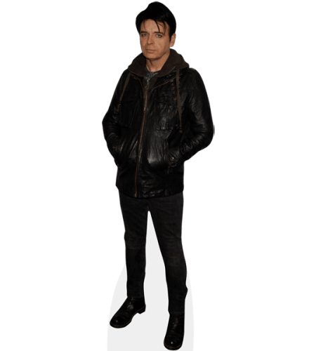 Gary Numan (Leather)