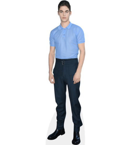 Hero Fiennes Tiffin (Blue Top)
