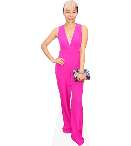 Juju Chan (Pink Jumpsuit)