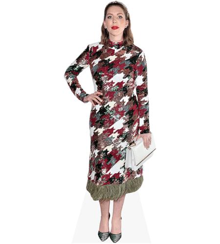 Katherine Ryan (Long Dress)