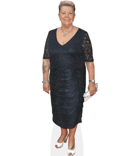 Laila Morse (Blue Dress)
