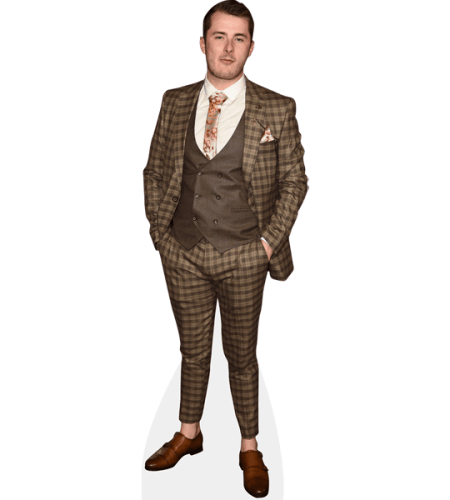 Max Bowden (Brown Suit)