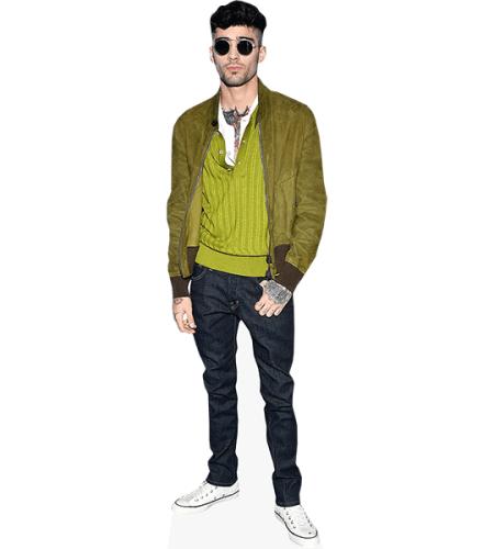 Zayn Malik (Green Jacket)