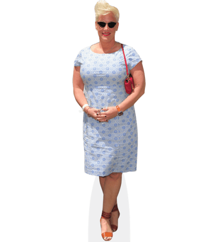 Anne Burrell (Dress)