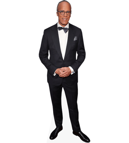 Lester Holt (Bow Tie)