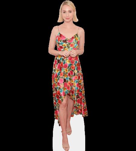 Molly McCook (Colourful Dress)