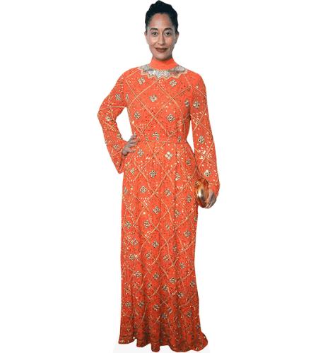Tracee Ellis Ross (Orange Dress)