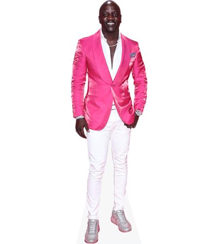 AKON (Pink Jacket)
