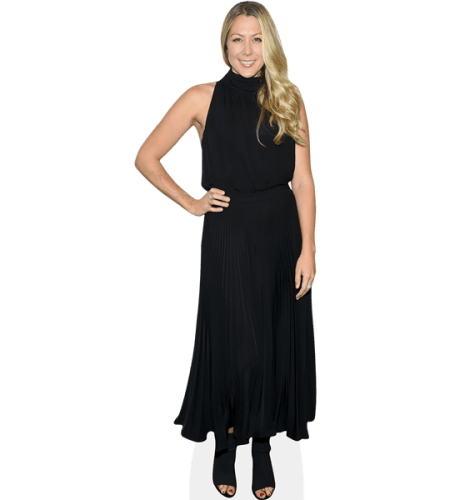 Colbie Caillat (Black Dress)