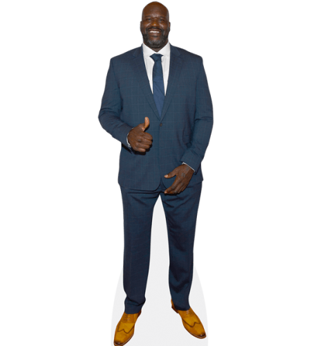 Shaquille O'Neal (Blue Suit)