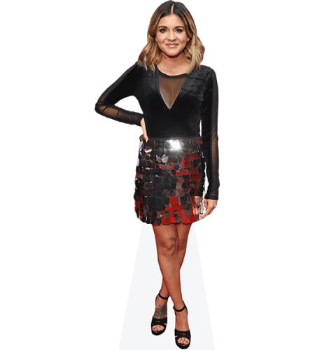 Lauren Layfield (Silver Skirt)