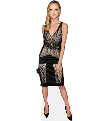Phoebe Dynevor (Dress)
