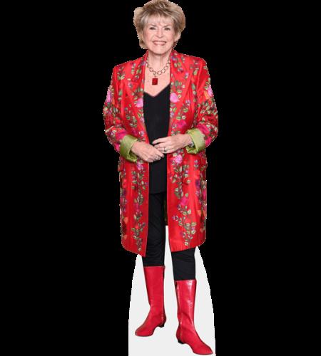 Gloria Hunniford (Red)