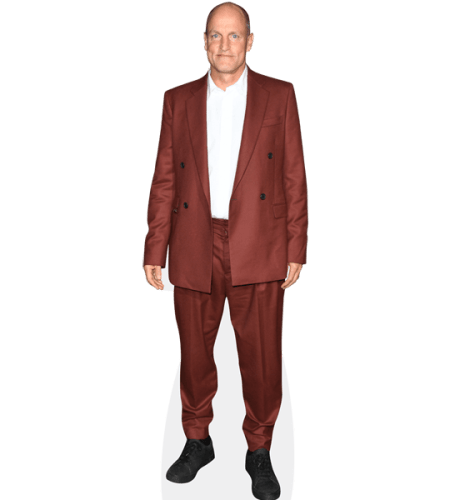 Woody Harrelson (Maroon Suit)