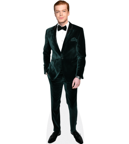 Cameron Monaghan (Green Suit)