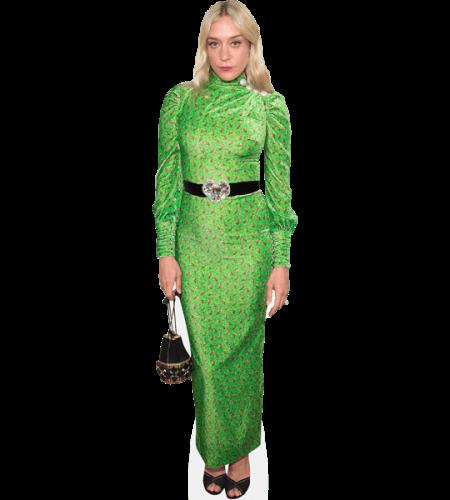 Chloë Sevigny (Green Dress)