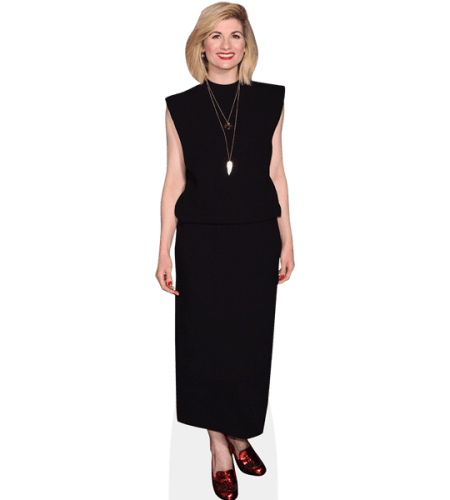Jodie Whittaker (Red Shoes)