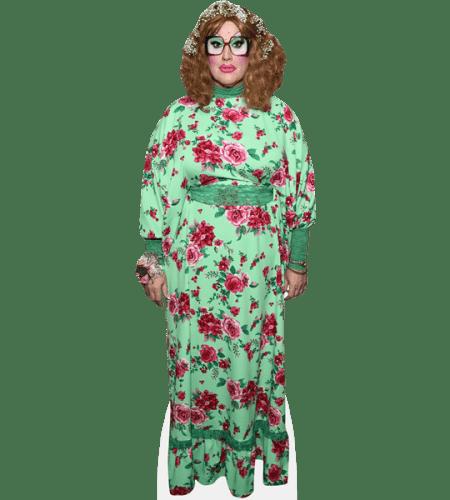 Kent Fuher (Green Dress)