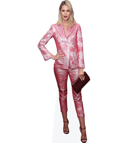 Nikki Phillips (Pink Suit)