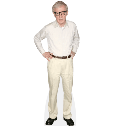 Woody Allen (White Outfit)