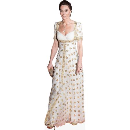 Kate Middleton (Long Dress)