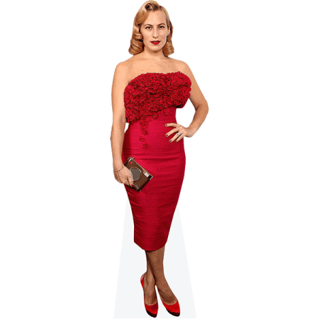 Charlotte Olympia Dellal (Red)