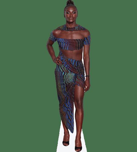 Dina Asher-Smith (Dress)