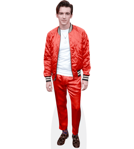 Drake Bell (Red Outfit)