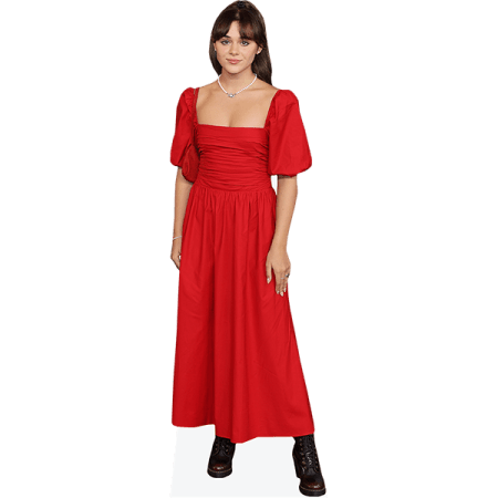 Isabella Pappas (Red Dress)