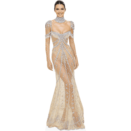 Kendall Jenner (Silver)