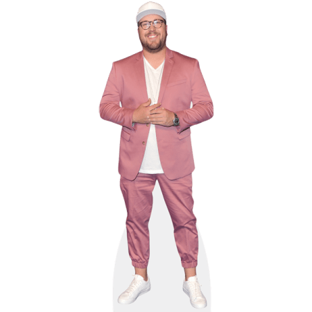 Mitchell Tenpenny (Pink Suit)