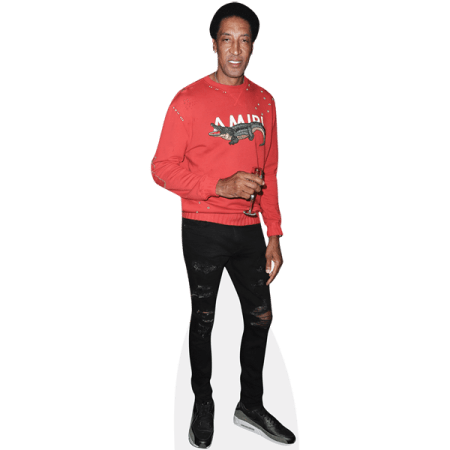 Scotty Maurice Pippen Sr (Casual)