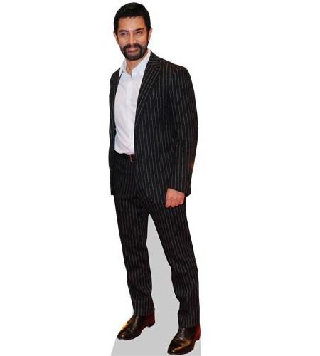 Aamir Khan Cardboard Cutout