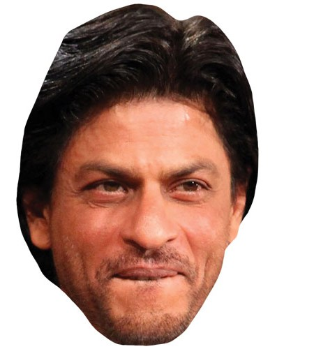 Shah Rukh Khan Celebrity Mask