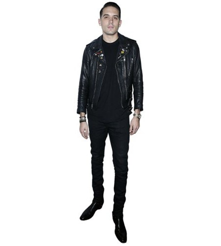 G-Eazy Life Size Cutout White Trousers