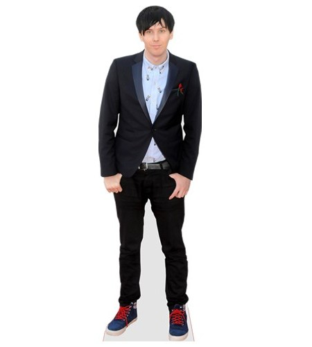 phil lester Cardboard standee