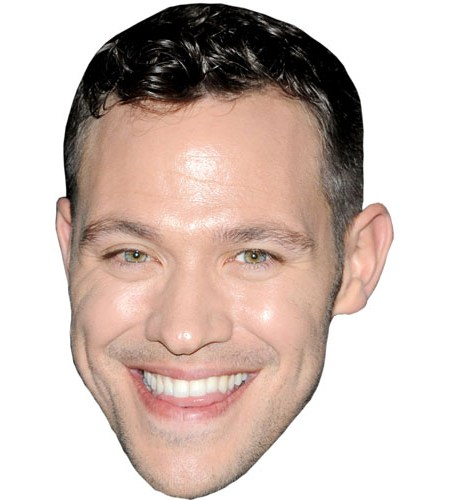 Will Young Celebrity Mask