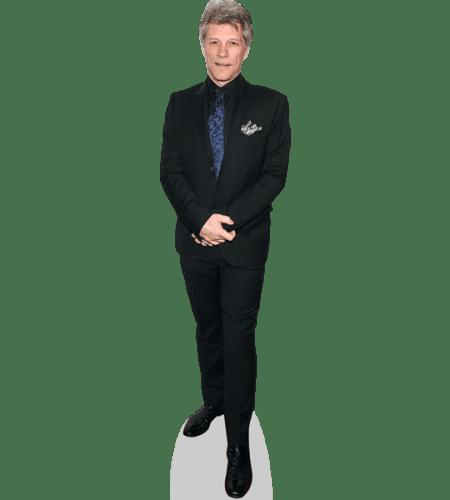 Jon Bon Jovi (Suit) Cardboard Cutout