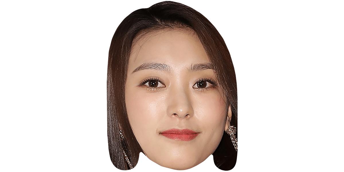 Big Head Larger than life mask. Hyolyn SISTAR