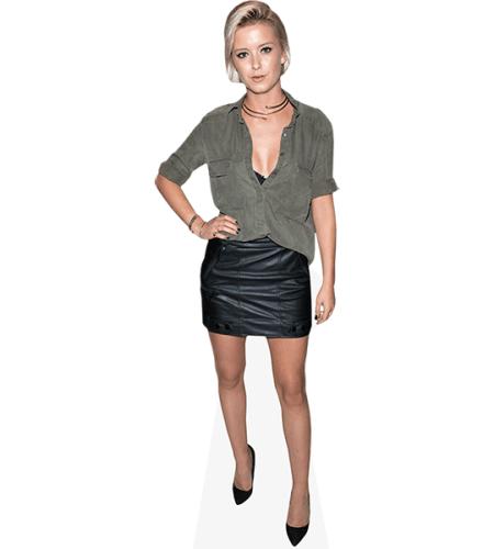 Olivia Bentley (Black Skirt)