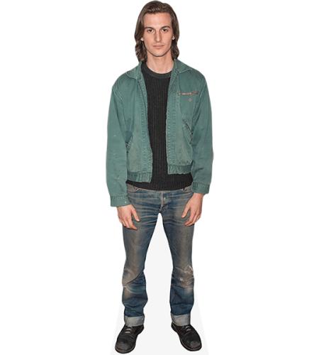 Peter Vack (Green Jacket)