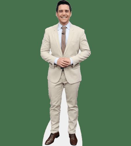 Alejandro Chaban (Cream Suit)