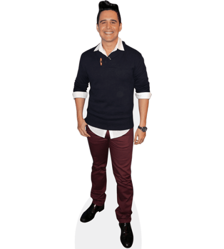 Alejandro Chaban (Red Trousers)