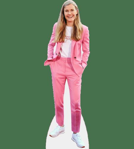 Alex The Astronaut (Pink Suit)