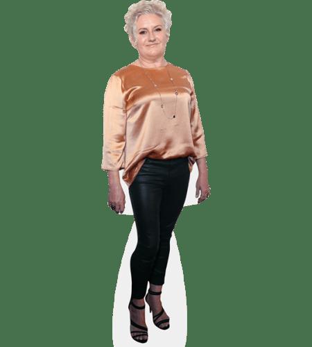 Celia Ireland (Satin Top)
