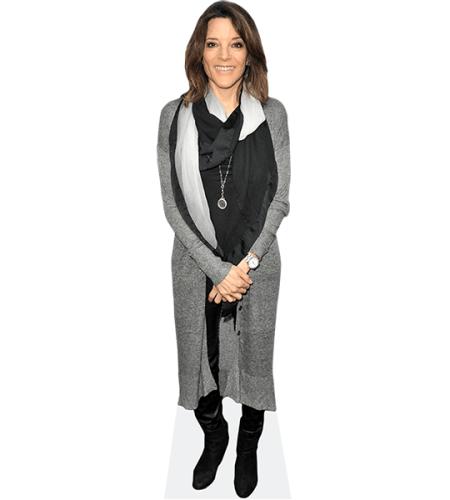 Marianne Williamson (Coat)