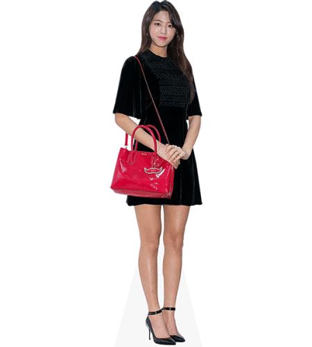 Seolhyun (Black Dress)