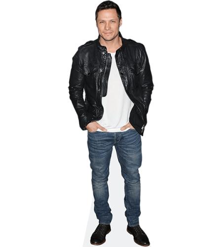 Nick Wechsler (Leather Jacket)
