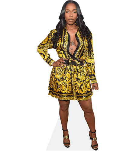 Kash Doll (Short Dress)